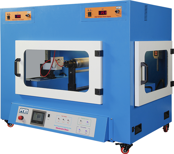 Dual pump Electrospinning Machine
