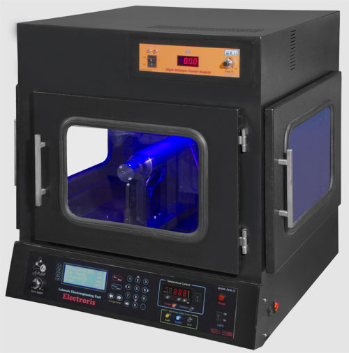 labscale electrospinning machine